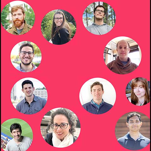 Meet the ResoluteAI team collage